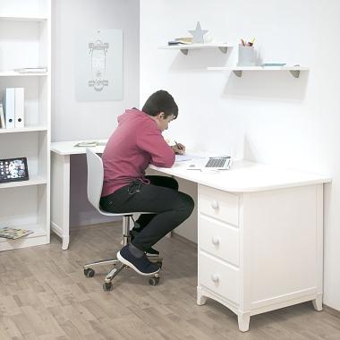 Mesa escritorio juvenil a medida